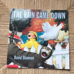 Other - The Rain Came Down by David Shannon